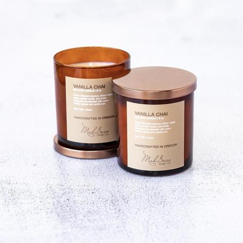 Vanilla Chai 9 oz Candle