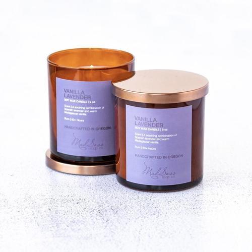 Vanilla Lavender 9 oz Candle