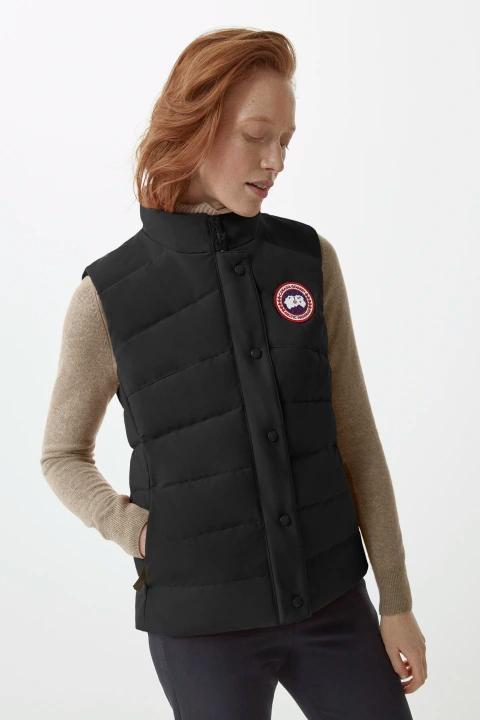Canada Goose W Freestyle Vest Black