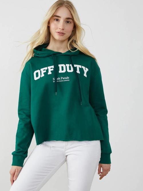 Off Duty Hoodie