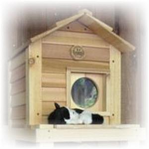 kattenhuis maken