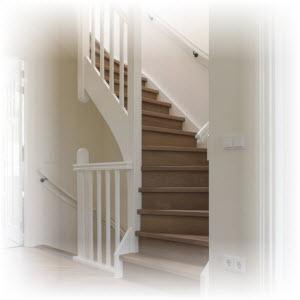 zelf houten trap maken