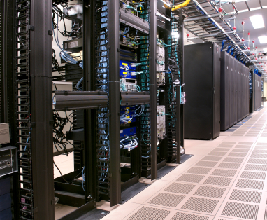 Bucknall data center - NOT