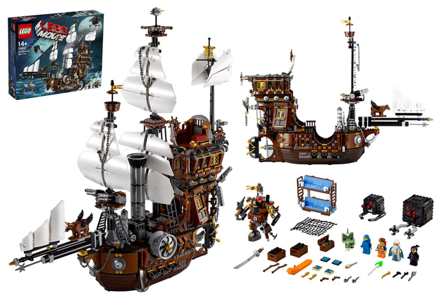 Holy Cow Lego 70810 Metalbeard S Sea Cow Is Up 40 In Just 2 Months Brickvesting Brickpicker