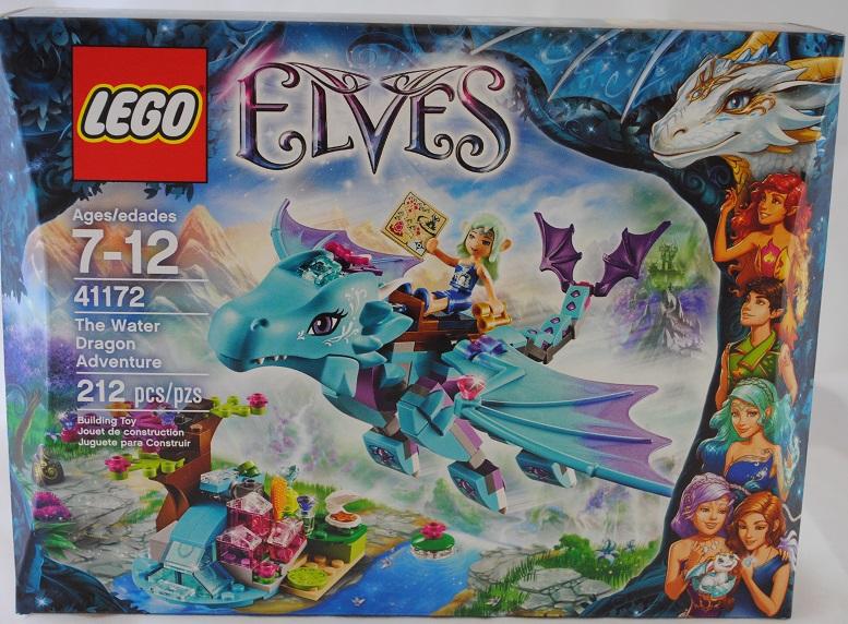 Rask LEGO REVIEW: Elves The Water Dragon Adventure #41172 - LEGO MI-85