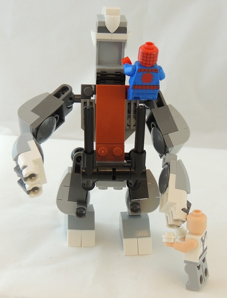 OUTSIDE THE BOX LEGO REVIEW: Marvel Super Heroes Rhino and