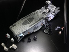 Full Top View with my imperial Service Tech Moc