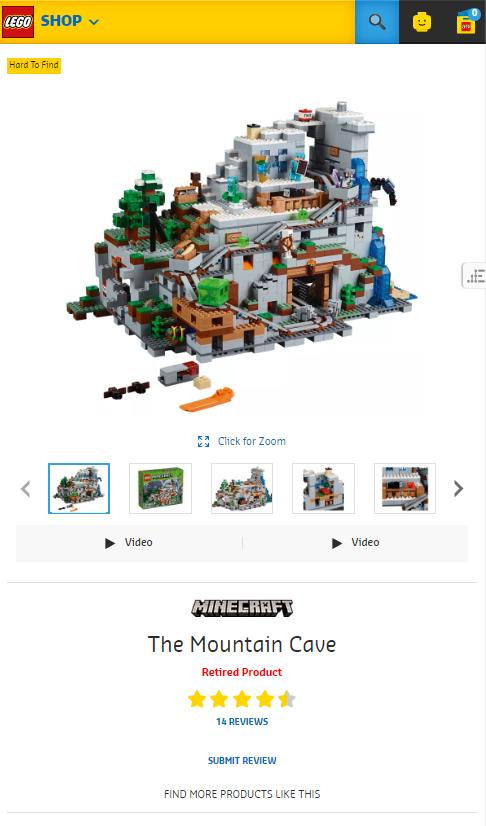 Lego Retiring Soon 2019