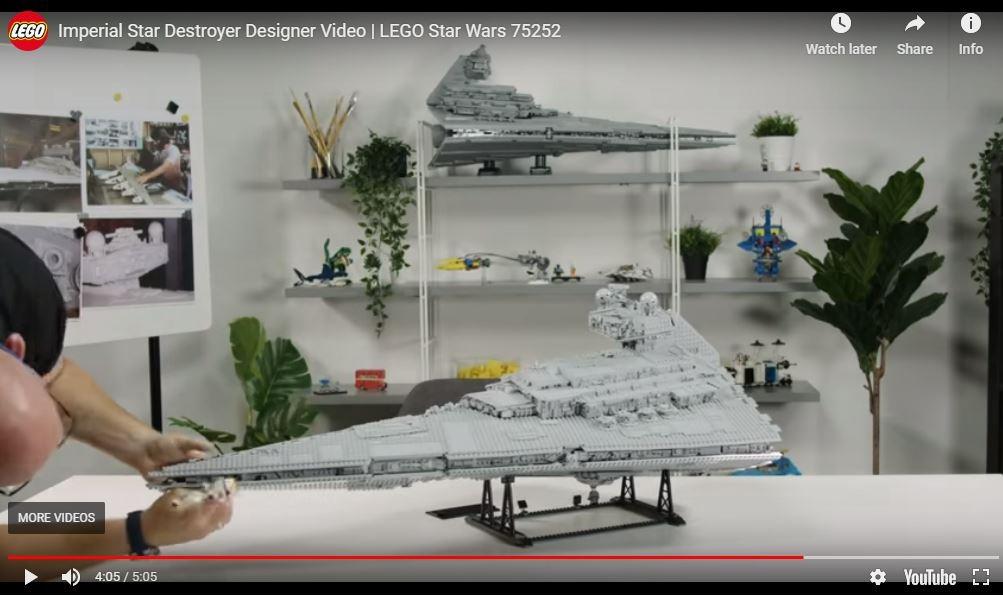 75252 - UCS: Imperial Star Destroyer - Star Wars Sets