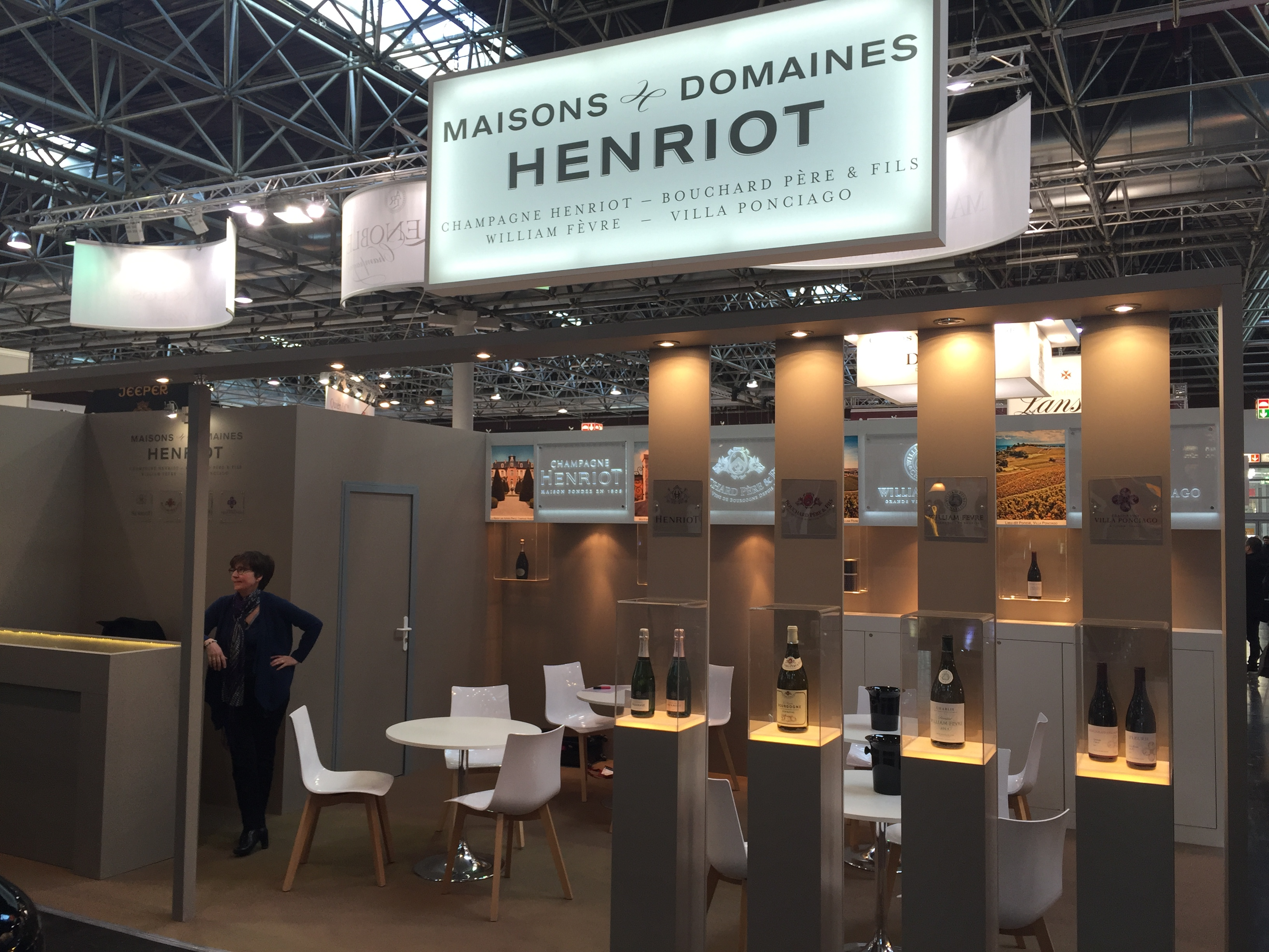 On vous attend à ProWein