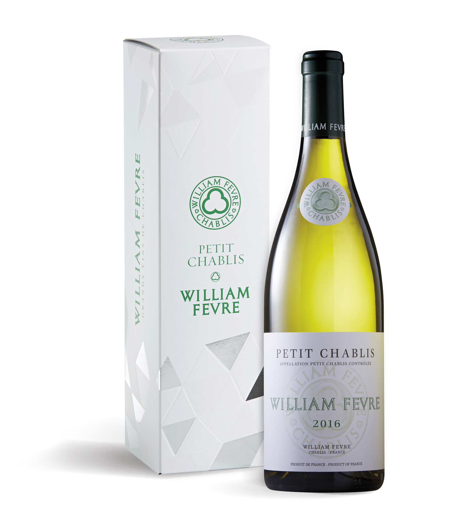 Discover our new gift box Petit Chablis