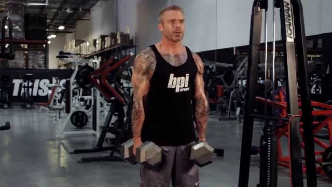 Dumbbell-Shrug-The-Proper-Lift-BPI-Sports