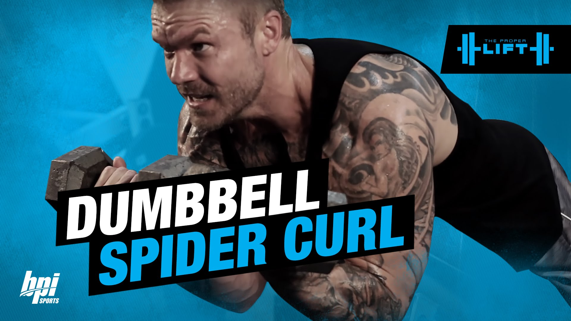 Dumbbell-Spider-Curl-Exercise-The-Proper-Lift-BPI-Sports