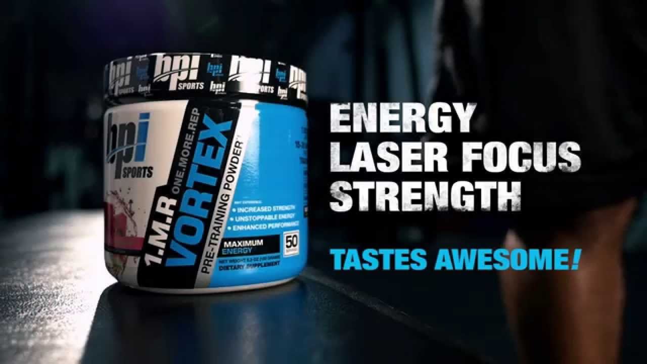 The-Best-Workout-of-Your-Life-1.M.R-Vortex-Powerful-Pre-Workout-BPI-Sports-1MR-Vortex™