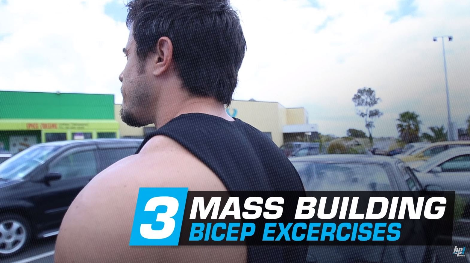 Three Exercises for Bigger Biceps with Tyrone Bell