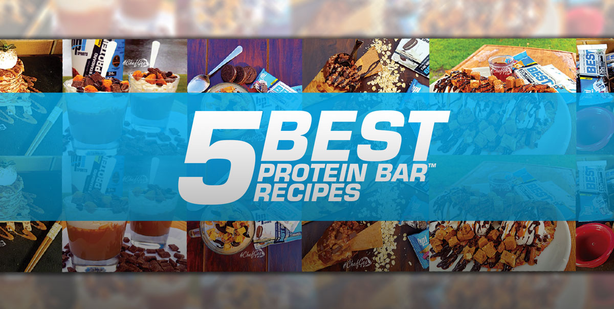 Best Protein Bar™ Recipes