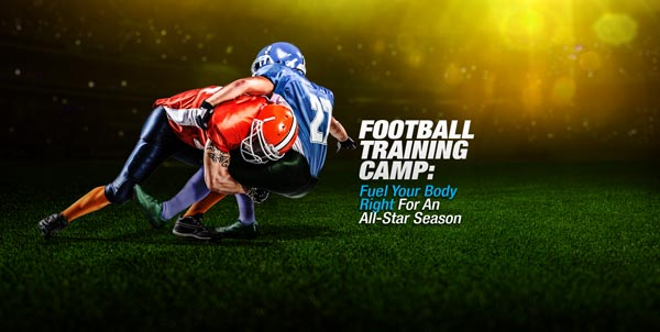 Top Sports Supplements for Football Training Camp - BPI Sports Products -  Sports Nutrition Supplements