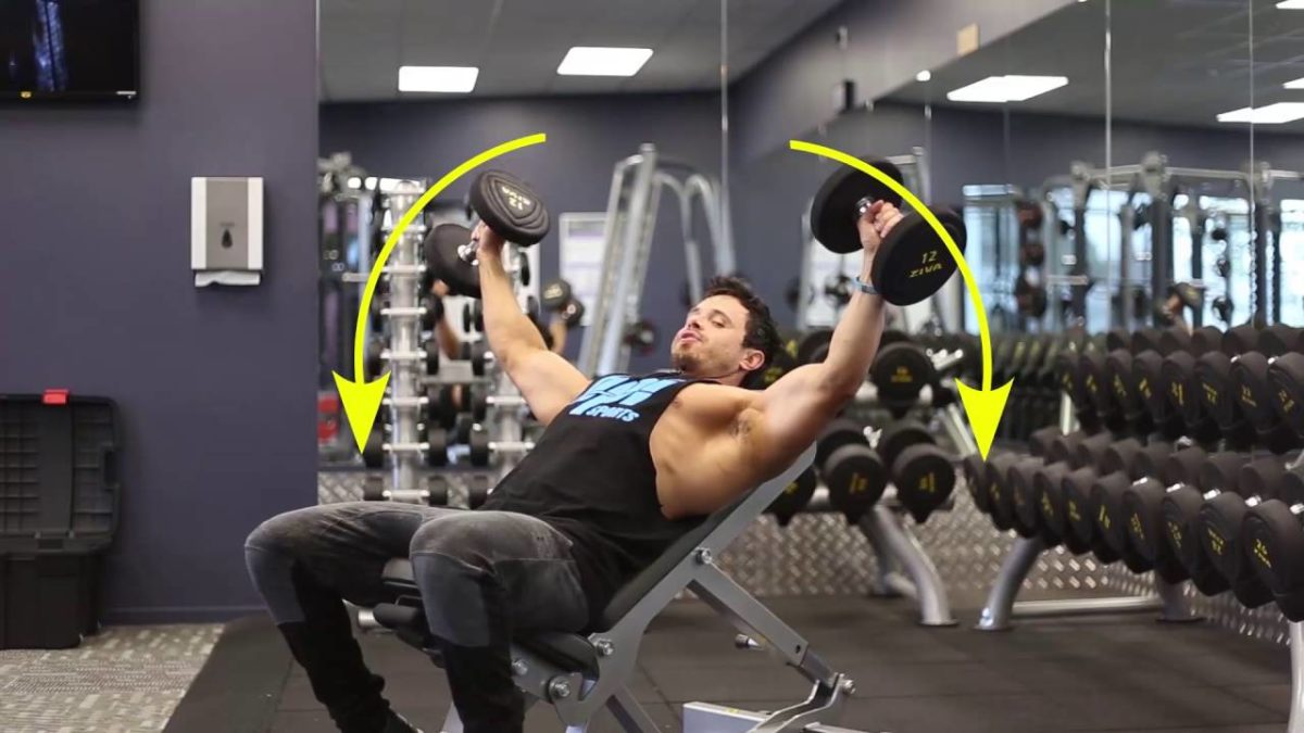 Master The Move: Chest Fly Press