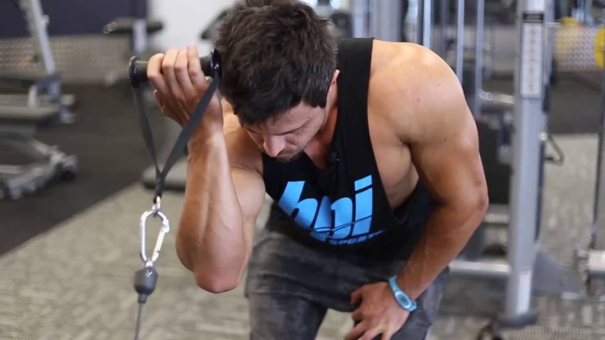 Master The Move: How To Get Full Range of Motion For Best Biceps Workout