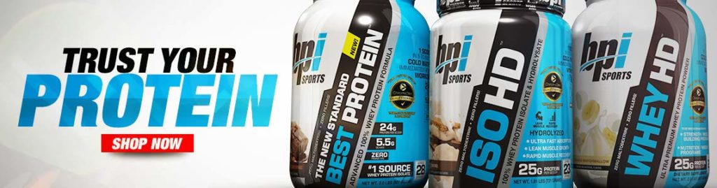 Trust Your Protein: Shop Now