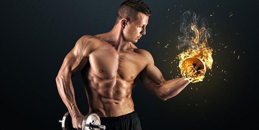 quemar grasa para convertirla en energía