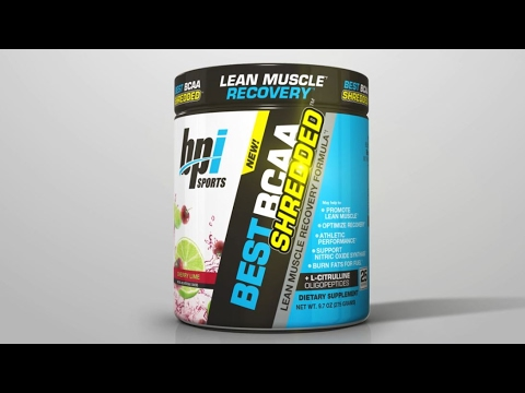 Tyrone Bell Breaks Down Best BCAA Shredded™