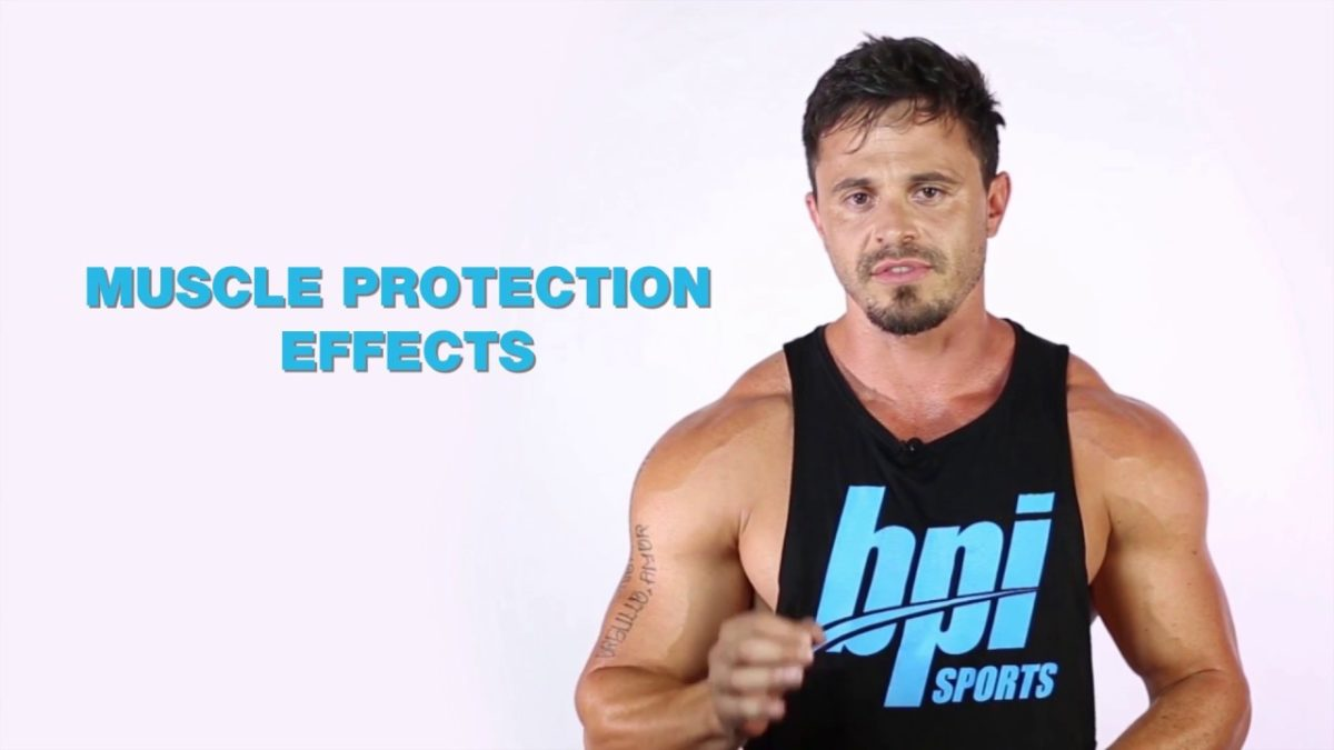 Muscle Preservation – Benefits of Best BCAA Shredded™