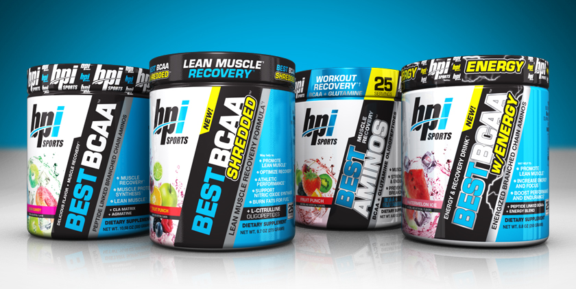 BPI Sports amino acids