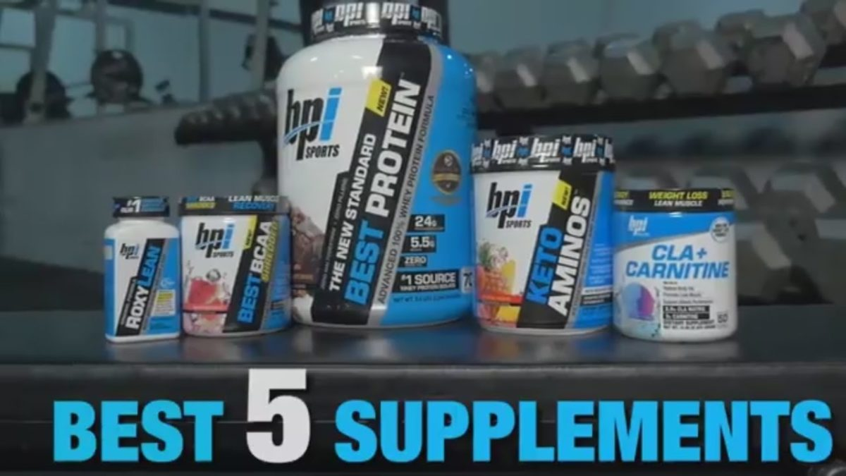 Five Best Supps to Burn Fat for Fuel