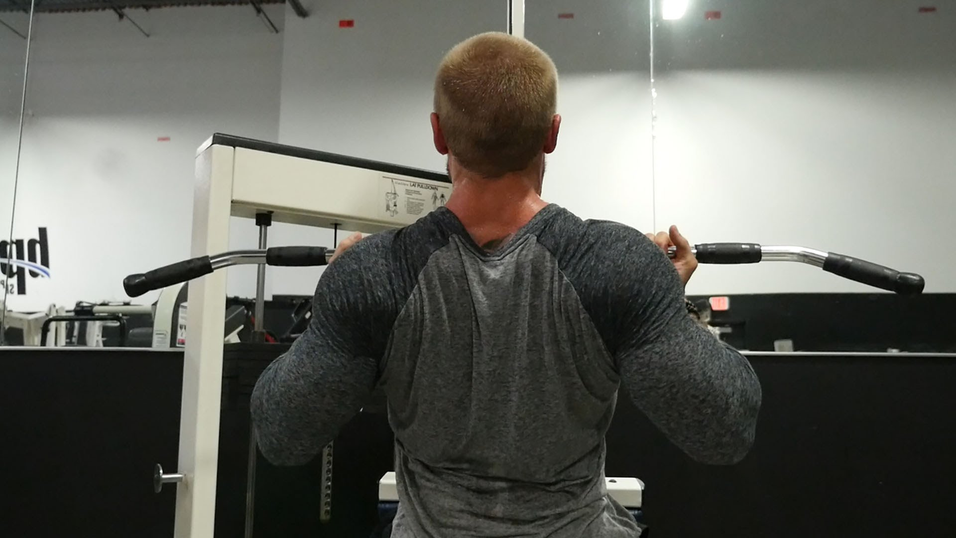 How to Get a Wide Back – Best Exercises to Build Your Lats