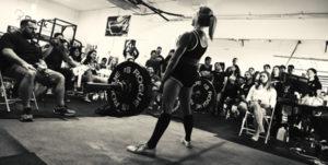 Lauren Bordelon powerlifting