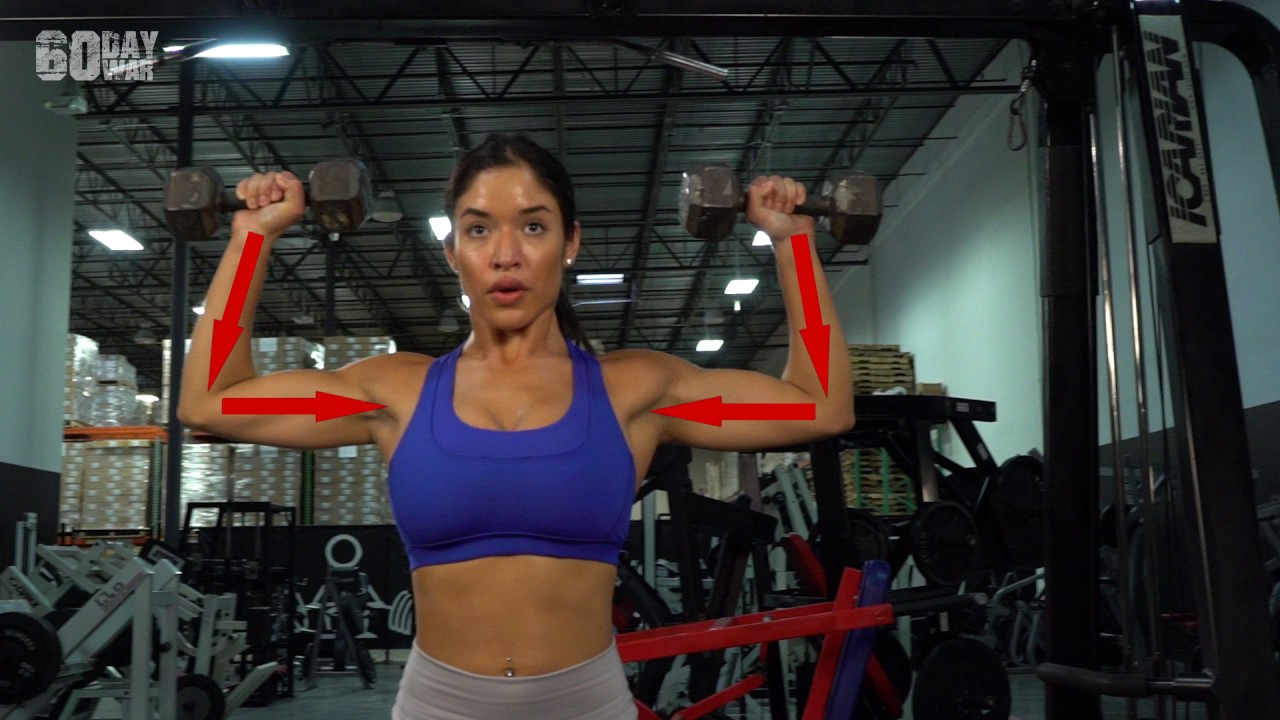 Dumbbell (DB) Overhead Press – BPI Sports Products - Sports Nutrition Supplements - BPI Sports ...
