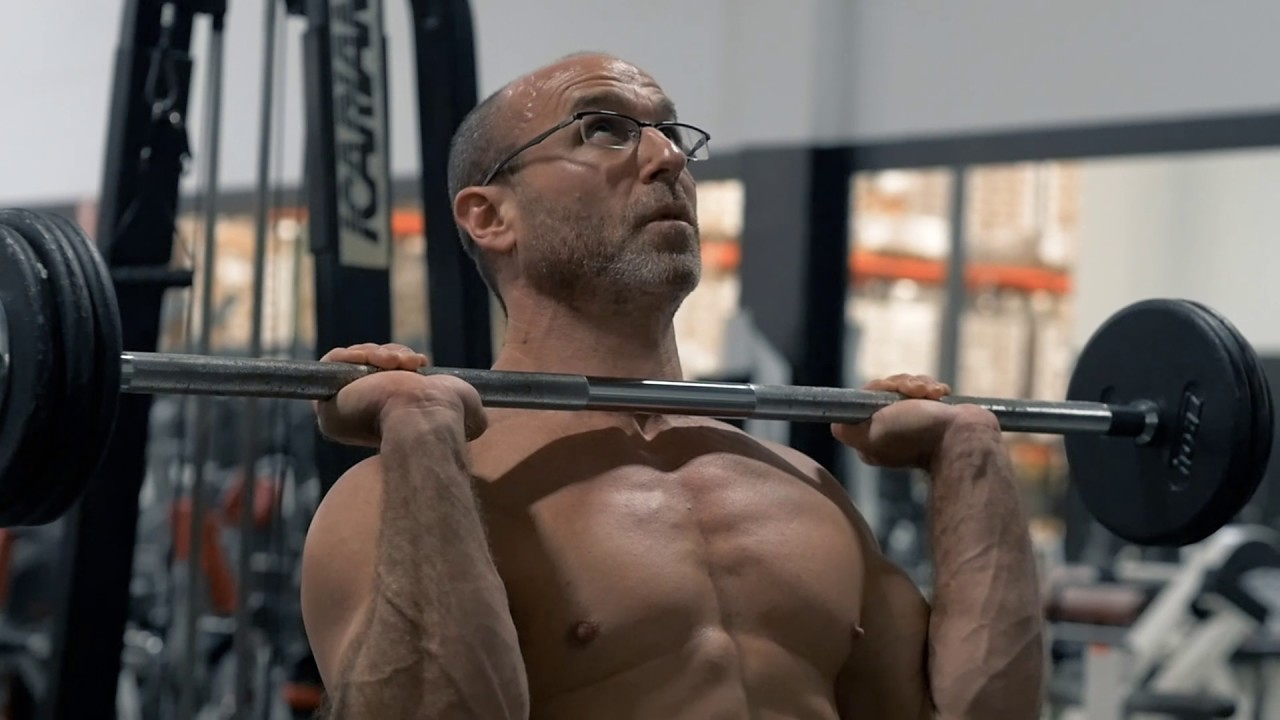 The Right Way to Overhead Press – Dr. O's Five Pillar Exercises