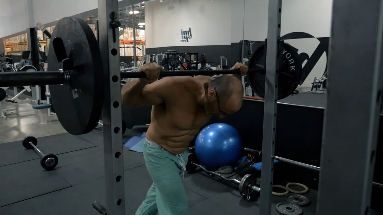 The Right Way to Squat – Dr. O's Five Pillar Exercises