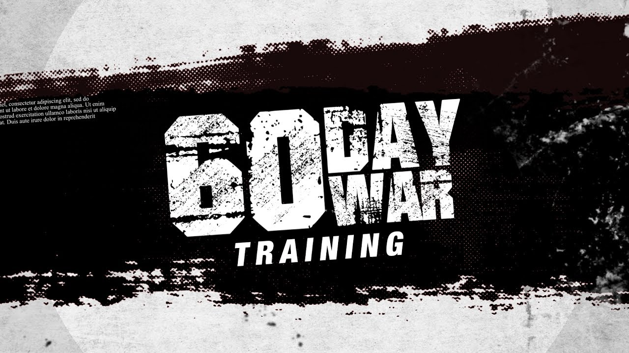 60 Day War: 2 Teams. 1 Mission. 60 Days.