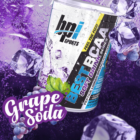 Bcaa Soft Drink Series Bpi Sports Products Sports