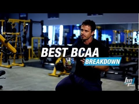 Tyrone Bell Talks Best BCAA™