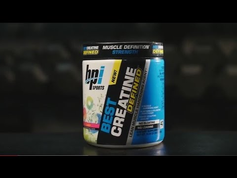 Tyrone Bell Talks Best Creatine Defined™