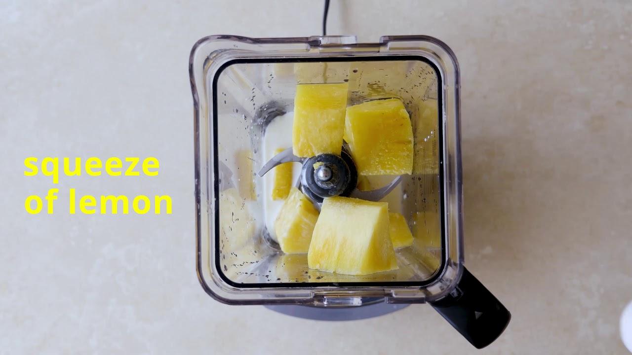 Best BCAA™ Recipe: Pineapple Freeze