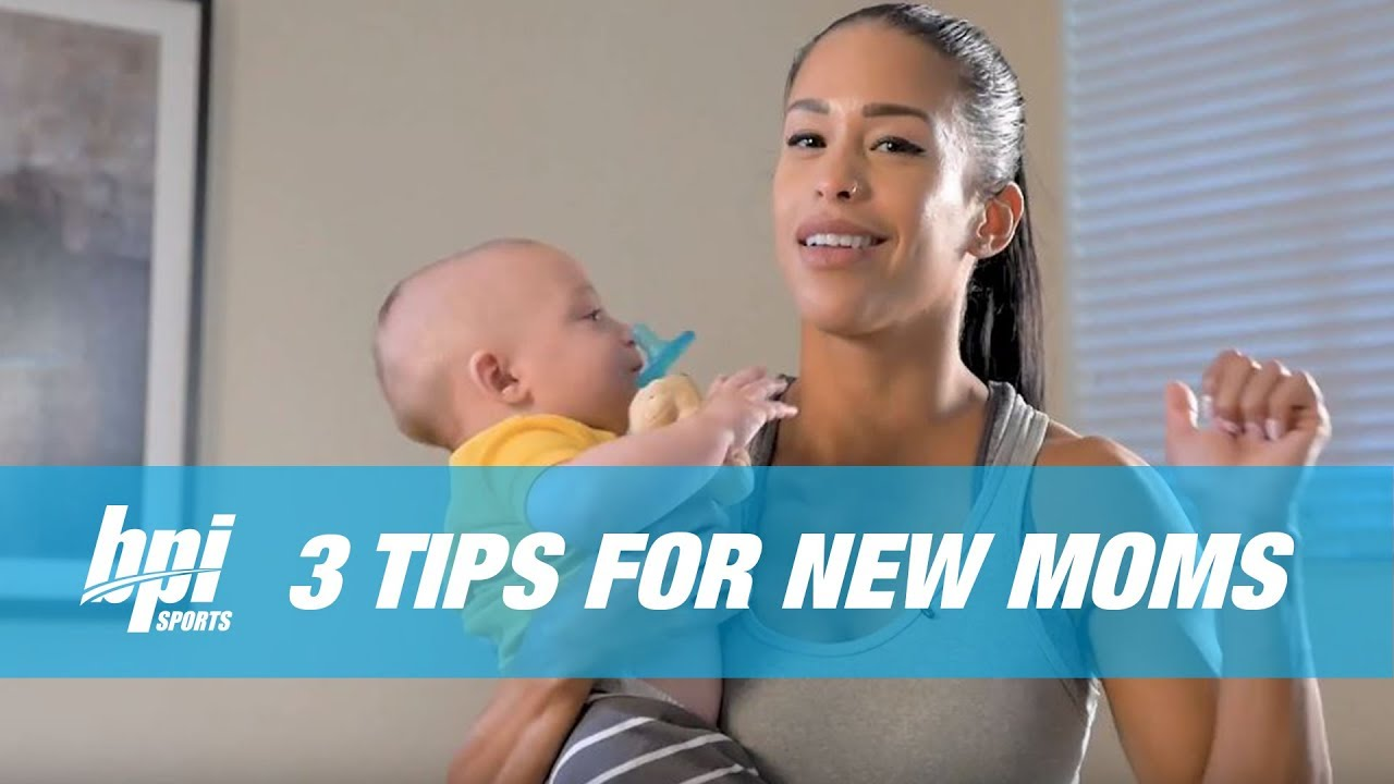 3 Tips for New Moms from India Paulino