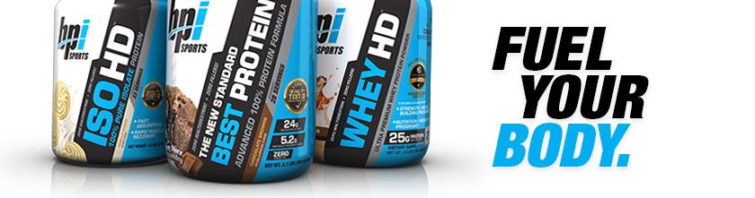 BPI Sports protein
