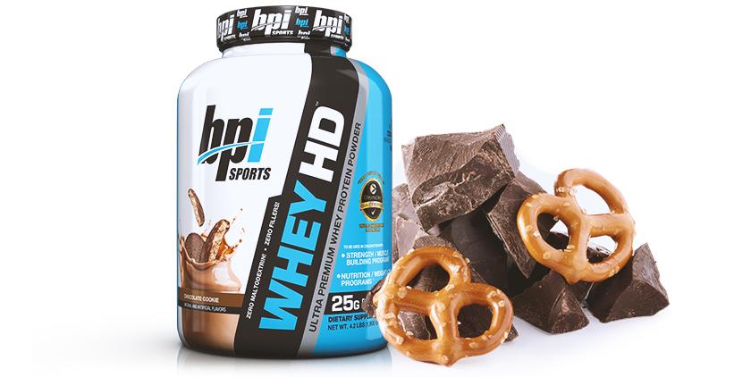 chocolate & pretzel protein truffles