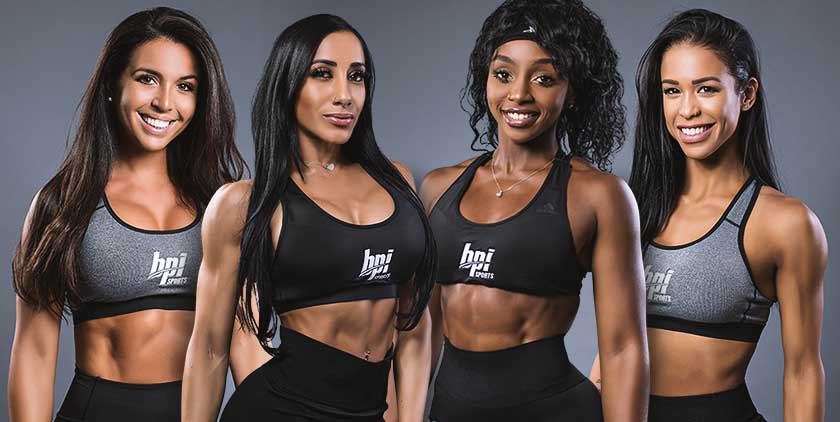 full body women's workout