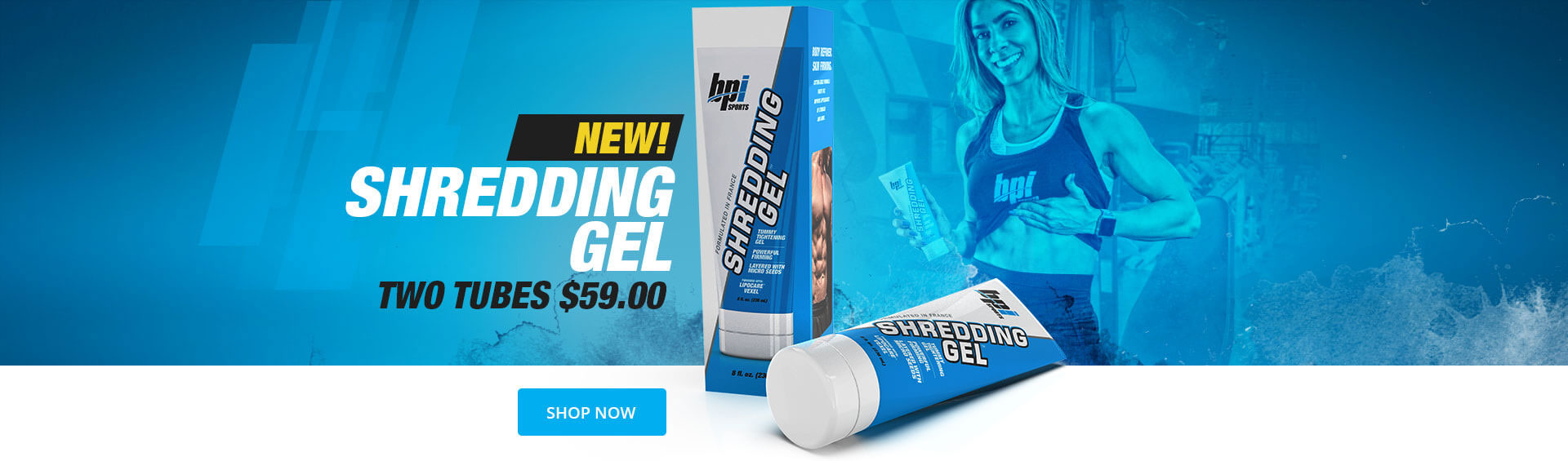 2019 Shredding Gel Launch