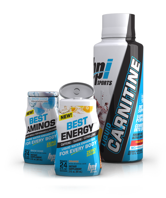 Liquid Carnitine & Liquid Enhancer Freebies