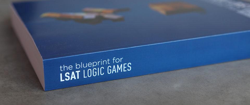 LSAT Logic Games Prep Book