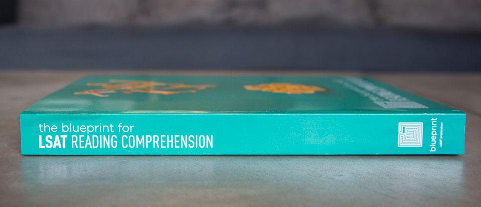 LSAT Reading Comprehension Prep Book