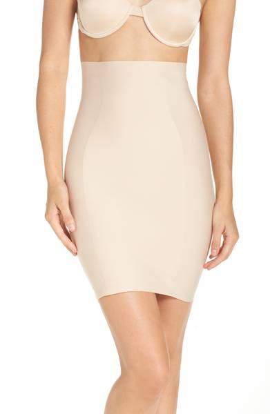 High Waist Smoother Skirt Slip by Yummie Tummie