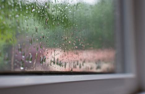 Leaky Window Frame