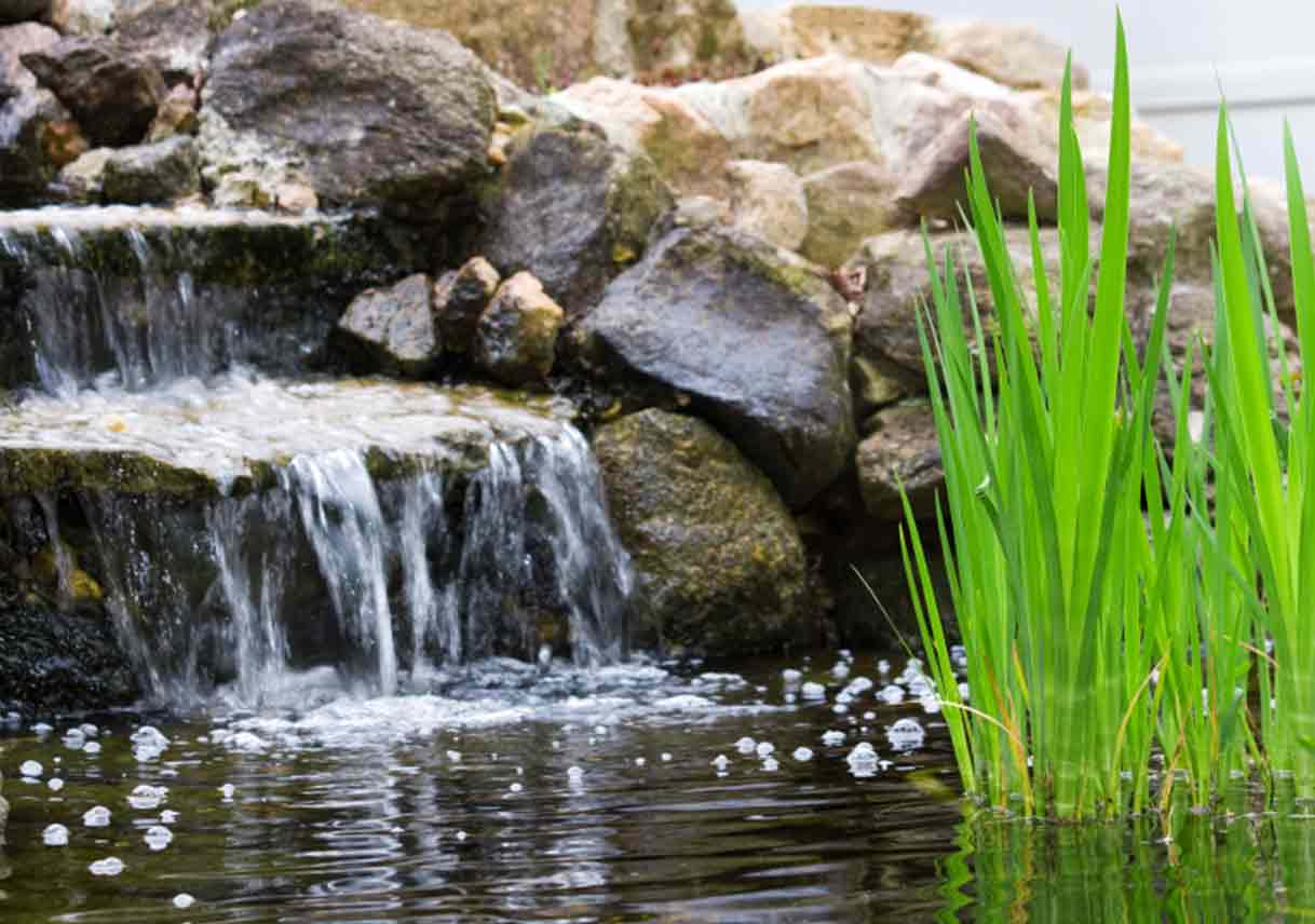 Outdoor Water Feature Design And Maintenance Tips Best Pick Reports